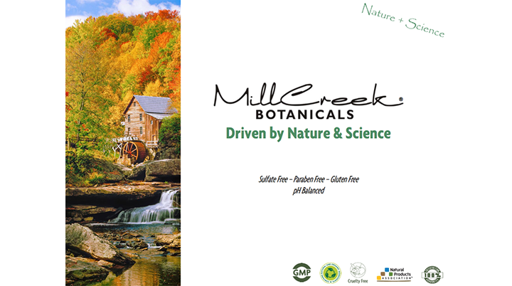 Mill Creek Botanicals Presentation
